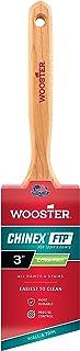 Wooster Paintbrush 4410-3 Chinex FTP Angle Sash Paintbrush, 3-Inch
