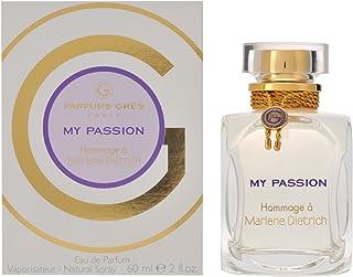 Gres My Passion Hommage A Marlene Dietrich Women's Eau de Perfume, 60 ml