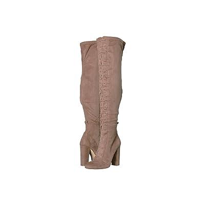 Chinese Laundry Benita Boot (Mink Suedette) Women