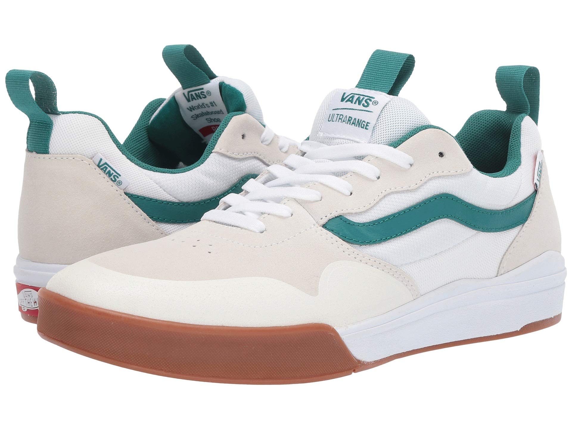 a77c19ae3b49 Green Sneakers Shoes Pro Vans amp  Marshmallow quetzal 2 Ultrarange™  Athletic qCH1wXS