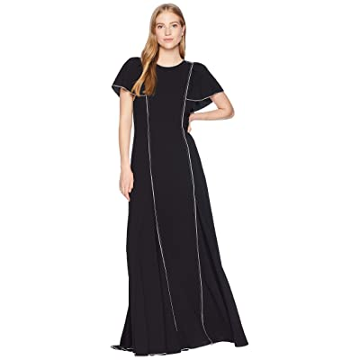 BCBGMAXAZRIA Gown (Black) Women