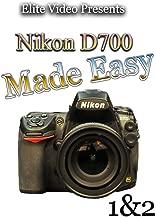 Nikon D700 Made Easy Volume 1