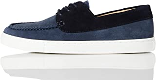 Marque Amazon - find. Cupsole Boat Shoe, Chaussures bateau homme