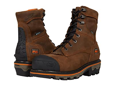 Timberland PRO Boondock HD Logger 8 Composite Safety Toe Insulated Waterproof