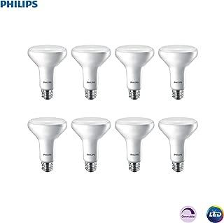 Philips LED 474098 Light Bulb, 8 Pack, Soft White, 8 Piece