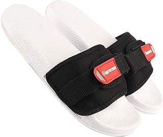 Shoefly White-9043 Designer Slipper,Flip Flops,Slides,Flats for Women
