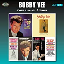 Sings Your Favorites / Bobby Vee / Take Good Care Of My Baby / Bobby Vee Recording Session