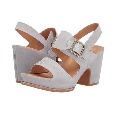 Kork-Ease San Carlos (Grey Suede) High Heels