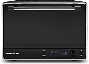 KitchenAid KCO255BM Dual Convection Countertop Toaster Oven.