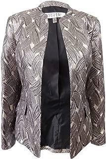 Women's Petite Satin Flyaway Jacket