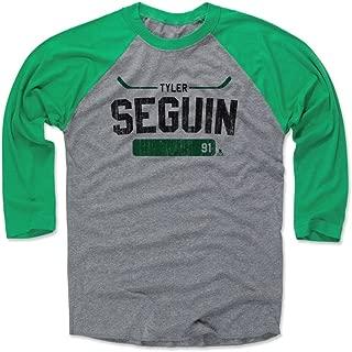 Tyler Seguin Shirt - Vintage Dallas Hockey Raglan Tee - Tyler Seguin Athletic