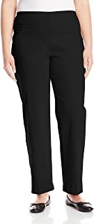 Ruby Rd. Women's Plus-Size Pull-On Solar Millennium Pant