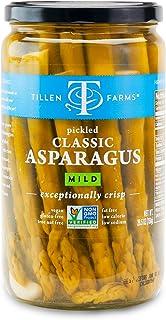 Tillen Farms Pickled Classic Asparagus, 26.5 oz