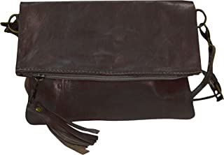 9bfb175c520 ZAYO Bolso de mujer de piel autentica, artesanal hecho a mano, casual de 3