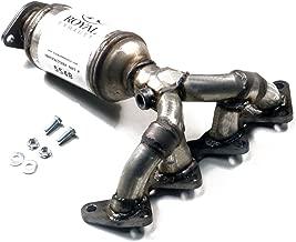 Catalytic Converter compatible with 04-12 Hyundai Elantra | 07-08 Hyundai Tiburon | 05-07 Tucson | 10-11 Kia Soul | 04-09 Spectra | 05-09 Spectra5 | 05-08 Sportage | 2.0L Manifold