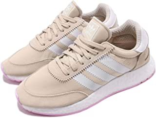 adidas I-5923 Shoes Women's (Clear Brown/Crystal White/Clear Lilac, 7.5)