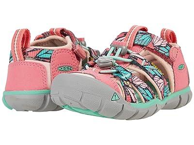 KEEN Kids Seacamp II CNX (Toddler/Little Kid) Girls Shoes