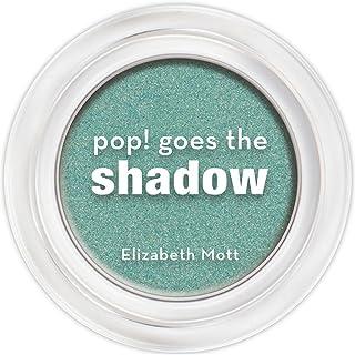 pop! goes the shadow Eye Shadow (cruelty free) by Elizabeth Mott net wt. 2g/0.07oz (Mermaid Teal)