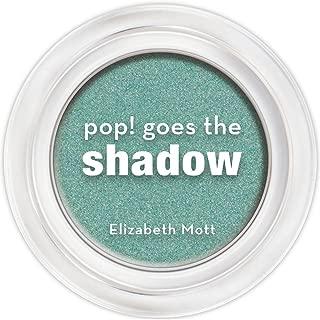 pop! goes the shadow Eye Shadow (cruelty free) by Elizabeth Mott net wt. 2g / 0.07oz (Mermaid Teal)