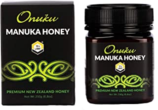 Sponsored Ad - Onuku Premium New Zealand UMF 10+/MGO 264+ (250G) Authentic Manuka Honey   100% Pure Mineral Rich Propertie...