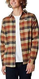 Men's Cornell Woods Flannel Long Sleeve Shirt