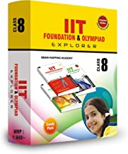 Combipack IIT foundation for class - 8 (revised price)-2019 Edition