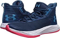 5f8194061 Petrol Blue White Ether Blue. 93. Under Armour Kids. UA BGS Jet 2018 (Big  ...