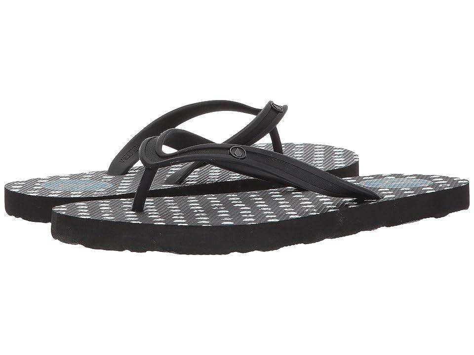 Volcom Rocking 3 Sandals (Black) Women