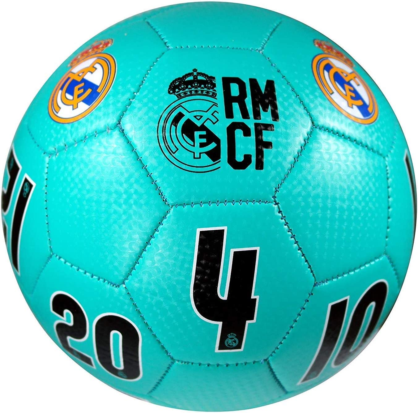 Icon Sports Real Madrid Soccer Ball Size 0 Credence Officially 3 Fort Worth Mall Licensed