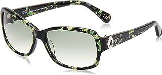 نظارة دي في اف للنساء - Dvf592S Faith-319 5716, 135 mm بني