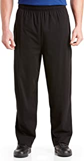 Harbor Bay by DXL Big and Tall Open-Hemmed Jersey Pants