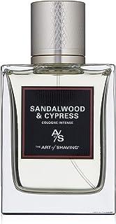 The Art of Shaving Cologne Intense, Sandalwood, 3.3 Fl Oz