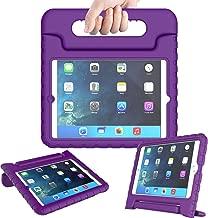 AVAWO Kids Case for iPad Mini 1 2 3 - Light Weight Shock Proof Handle Stand Kids for iPad Mini, iPad Mini 3rd Generation, iPad Mini 2 with Retina Display - Purple