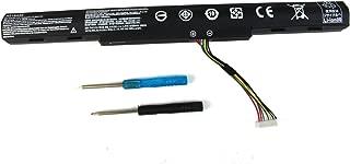 Gomarty AS16A5K AS16A8K AS16A7K Battery for ACER Aspire E15 Series E5-475 E5-475G E5-575 E5-575G E5-575T E5-575TG E5-774 E5-774G E5-575G-53VG E5-575G-57D4 E5-575-33BM E5-575-59QB 14.8V 2600MAH
