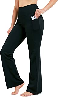 Best black bootcut pants Reviews