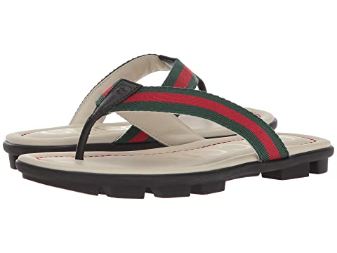 Gucci Kids Titan Beach Flip-Flop (Little Kid)