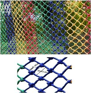 Child Safety Net Escalier Balcon Protection Net Cat Net Net D/écoratif Net Oiseau Corde Net Marchandises Net Corde Durable R/ésistant Aux Intemp/éries Maille 8cm 4mm Corde Truck cargo trailer network,saf