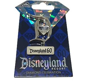 disney 60th anniversary pin