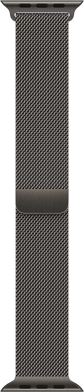Apple Watch Band - Milanese Loop (45mm) - Graphite