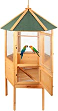 bird rooms and aviaries