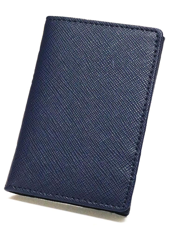 [Berkut]【高級サフィアーノレザー】イタリアの名門Errepi社 本革 名刺入れ カードケース ビジネス プレゼント 1030090