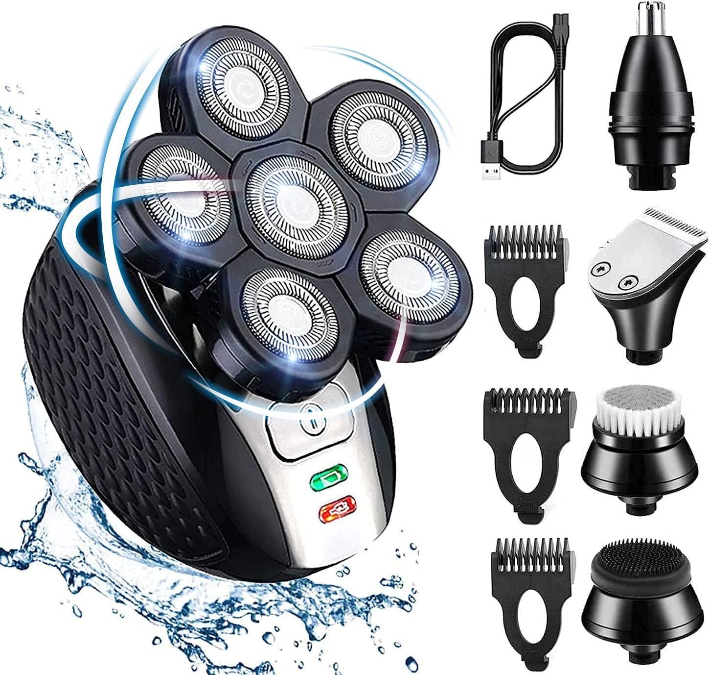 Suttik Head Shavers 2021 model for Bald Men New arrival Electric 5 Razor Upgrade 1 in