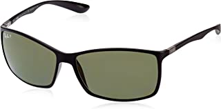 Ray-Ban Men's RB4179 Liteforce Square Sunglasses