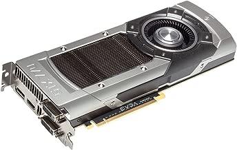 EVGA GeForce GTX 770 Superclocked 2GB GDDR5 256bit, Dual-Link DVI-I, DVI-D, HDMI,DP, SLI Ready Graphics Card (02G-P4-3771-KR)
