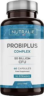 Probiótico Probiplus 50 mil millones de UFC garantizados por dosis | 10 cepas efectivas y natura...