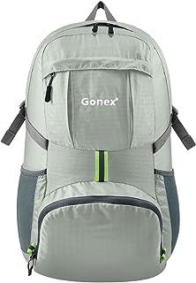 Gonex 35L Lightweight Packable Backpack Handy Foldable Shoulder Bag Daypack