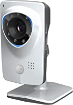 Swann SWADS-456CAM-US ADS-456 Cloud HD Plug & Play Wi-Fi Security Camera with Smart Alerts (White)