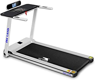 Skyland Treadmill EM-1270 with Very Easy Self Installation,with Easy Foldable Handle, 2 HP Motor, 100Kgs Max Capacity