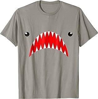 Best shark face shirt Reviews