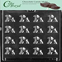 Cybrtrayd Life of the Party E164 Lambs Easter Chocolate Candy Mold in Sealed Protective Poly Bag Imprinted with Copyrighte...
